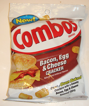 bacon egg cheese combos