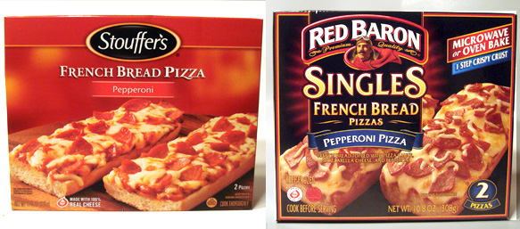 Stouffers Vs Red Baron